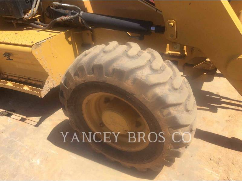 CATERPILLAR RETROEXCAVADORAS CARGADORAS 420E 4X4 equipment  photo 11