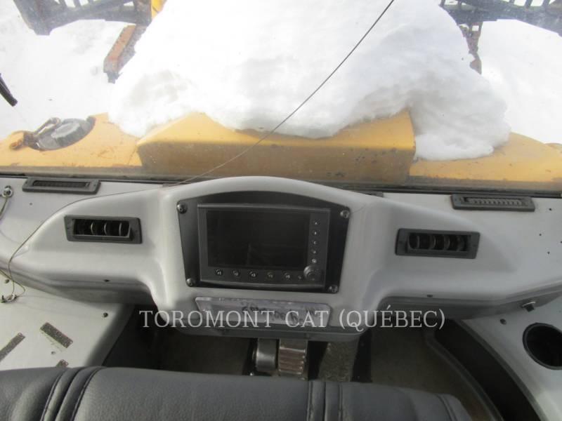 CATERPILLAR FORESTAL - TRANSPORTADOR DE TRONCOS 584HD equipment  photo 8