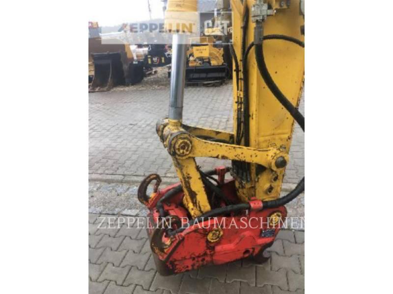 KOMATSU LTD. RUPSGRAAFMACHINES PC210-10 equipment  photo 21