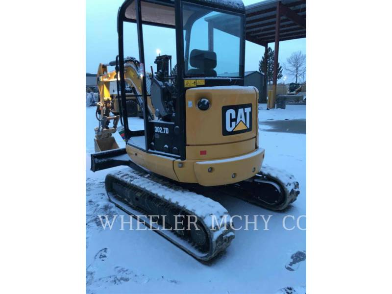 Caterpillar EXCAVATOARE PE ŞENILE 302.7D C1T equipment  photo 4
