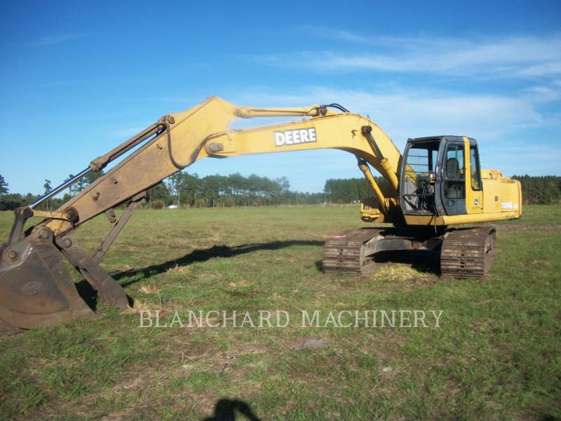 JOHN DEERE KETTEN-HYDRAULIKBAGGER 200LC equipment  photo 2