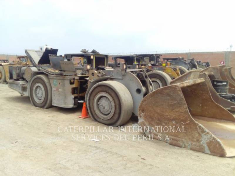 CATERPILLAR UNDERGROUND MINING LOADER R1300G equipment  photo 2