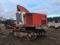 MADILL FORESTRY - FELLER BUNCHERS T2250C equipment  photo 2