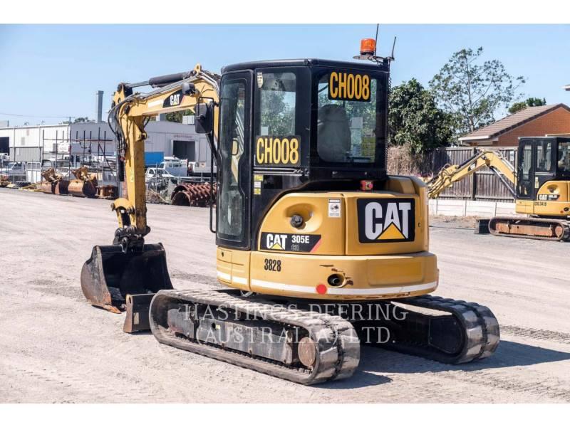 CATERPILLAR TRACK EXCAVATORS 305E C2 equipment  photo 6