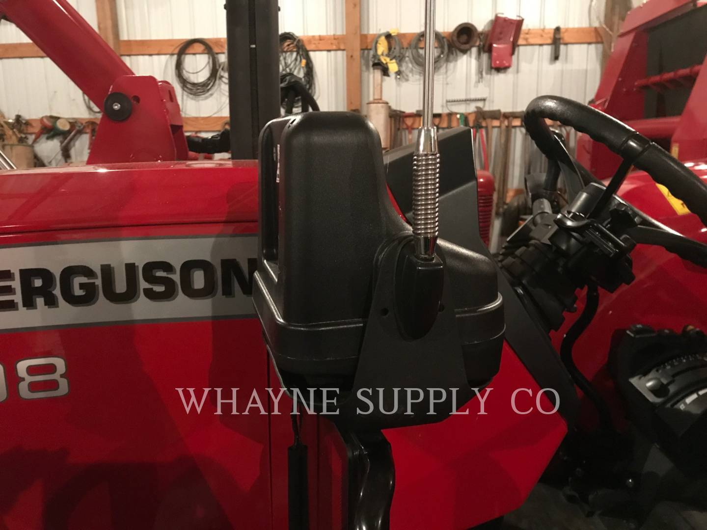 Detail photo of 2015 Massey Ferguson 4708 from Construction Equipment Guide