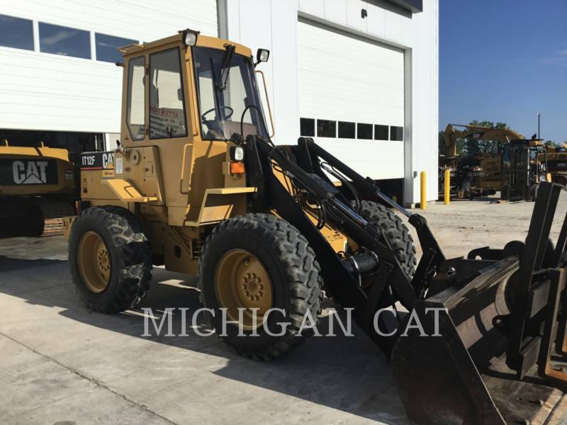 CATERPILLAR WHEEL LOADERS/INTEGRATED TOOLCARRIERS IT12F equipment  photo 2