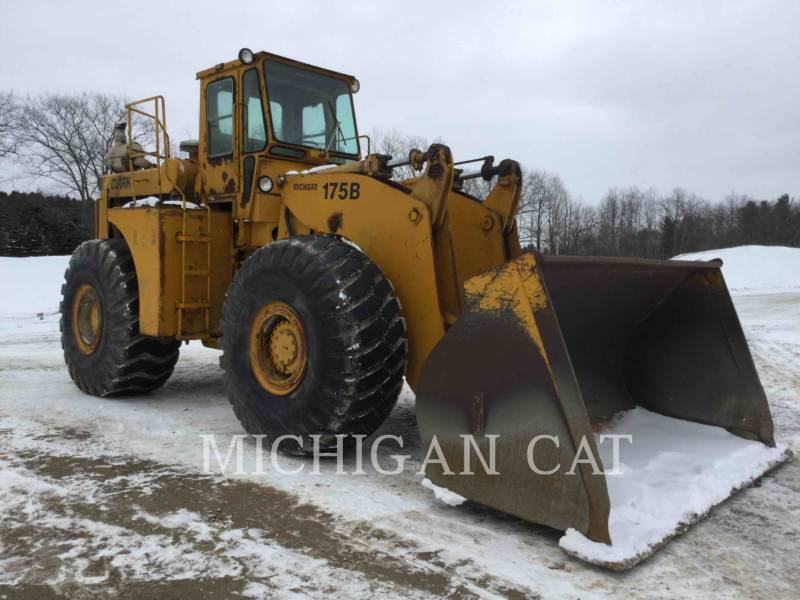 MICHIGAN WHEEL LOADERS/INTEGRATED TOOLCARRIERS 175B-C equipment  photo 2