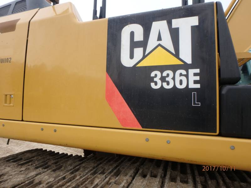 CATERPILLAR KOPARKI GĄSIENICOWE 336EL equipment  photo 21
