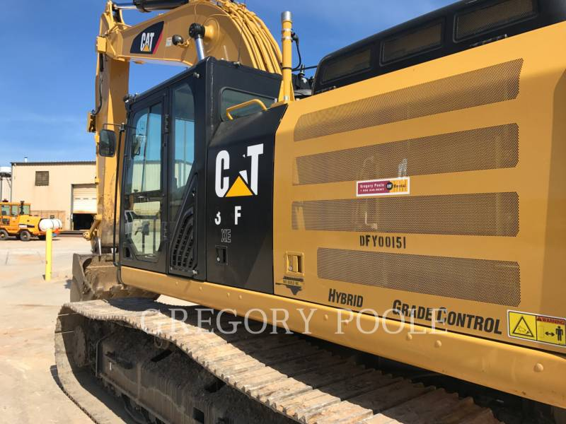 CATERPILLAR KETTEN-HYDRAULIKBAGGER 336F L equipment  photo 8