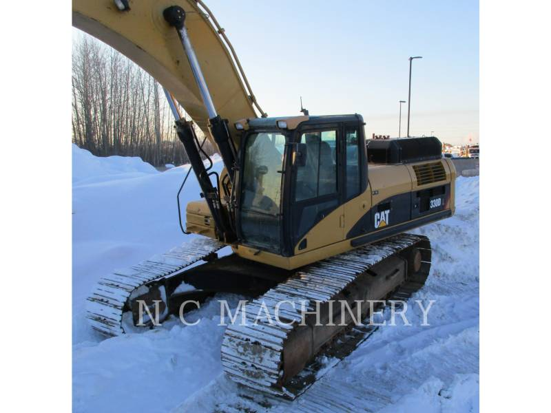 CATERPILLAR TRACK EXCAVATORS 330D L equipment  photo 1