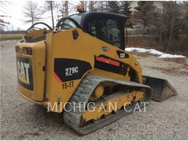 CATERPILLAR MULTI TERRAIN LOADERS 279C A2Q equipment  photo 4