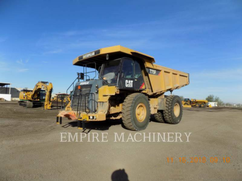 CATERPILLAR DUMPER A TELAIO RIGIDO 775F equipment  photo 4