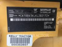 CATERPILLAR TRATORES DE ESTEIRAS D3K2LGP equipment  photo 19