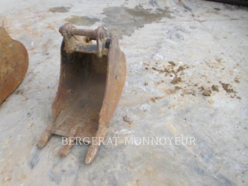 CATERPILLAR EXCAVADORAS DE CADENAS 305ECR equipment  photo 12