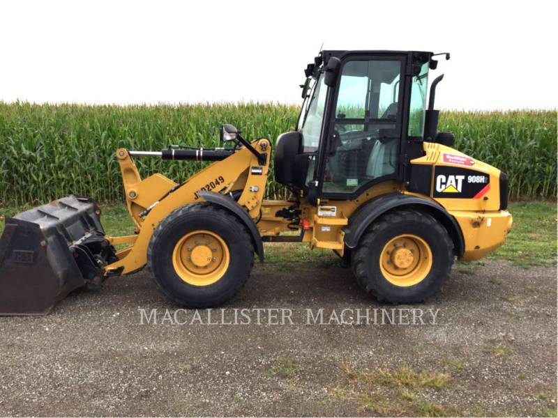 CATERPILLAR WHEEL LOADERS/INTEGRATED TOOLCARRIERS 908 H2 equipment  photo 2