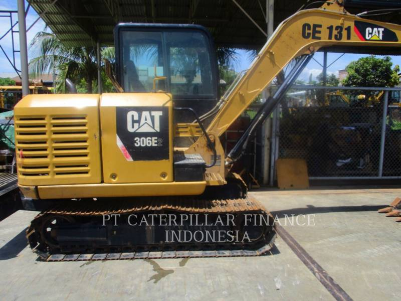 CATERPILLAR TRACK EXCAVATORS 306E2 equipment  photo 5