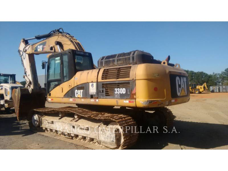 CATERPILLAR KOPARKI GĄSIENICOWE 330DL equipment  photo 1