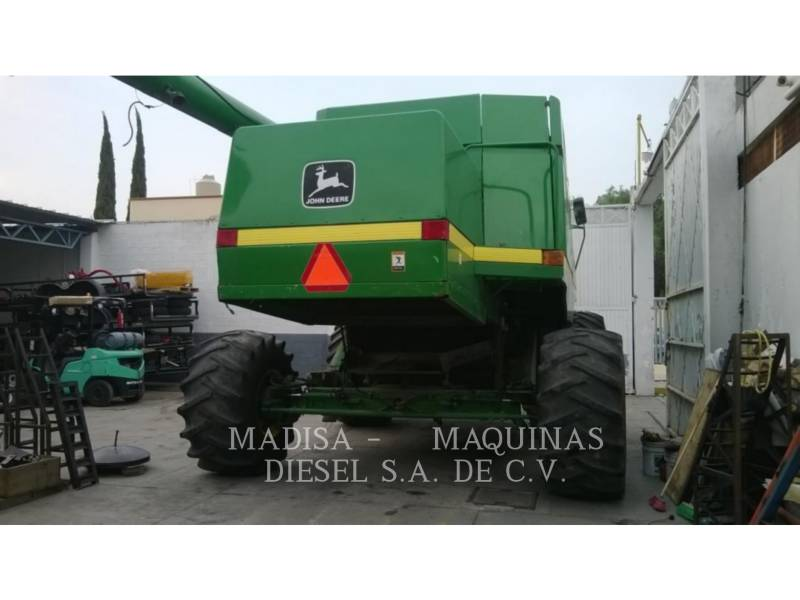 JOHN DEERE FOREST PRODUCTS 9610 equipment  photo 3