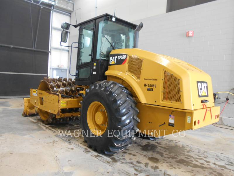 CATERPILLAR COMPACTORS CP56B equipment  photo 2