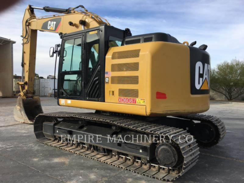 CATERPILLAR ESCAVADEIRAS 320ELRR equipment  photo 3