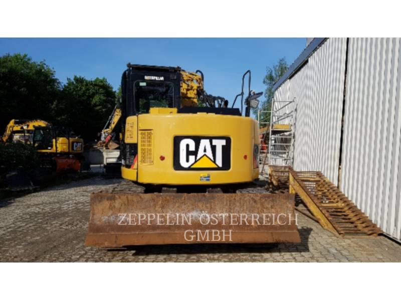 CATERPILLAR TRACK EXCAVATORS 314DLCR equipment  photo 13