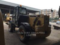 CATERPILLAR TELEHANDLER TH417 equipment  photo 3