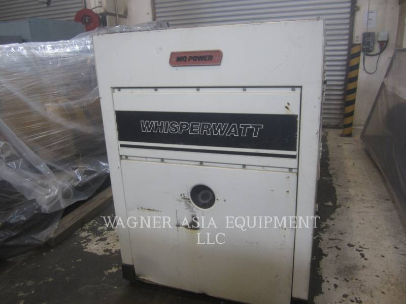 MULTIQUIP STATIONARY GENERATOR SETS DCA-220SSJU equipment  photo 7