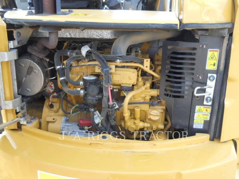 CATERPILLAR TRACK EXCAVATORS 304E equipment  photo 17