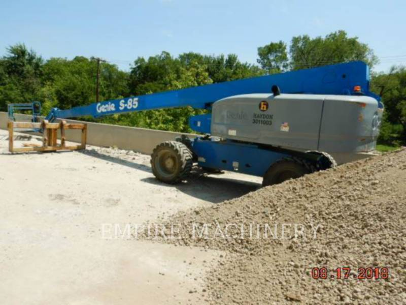 GENIE INDUSTRIES OTROS S-85 equipment  photo 3