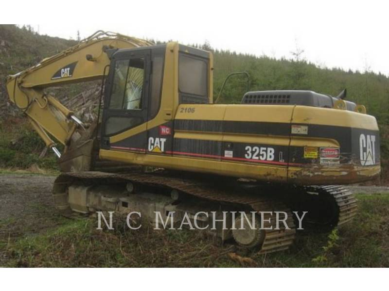 CATERPILLAR TRACK EXCAVATORS 325BL equipment  photo 4