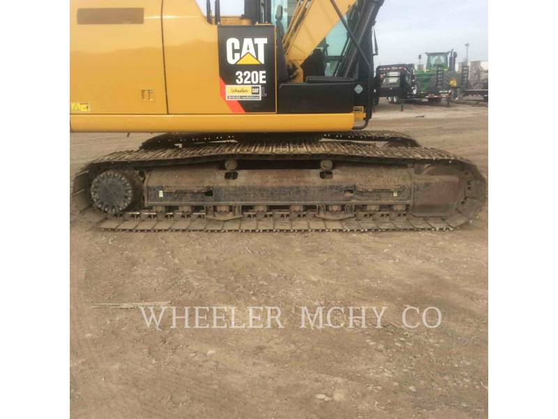 CATERPILLAR ESCAVADEIRAS 320E L equipment  photo 12