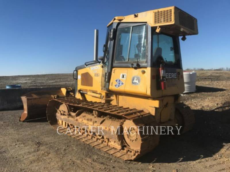 DEERE & CO. STABILISIERER/RECYCLER DER 650J equipment  photo 2