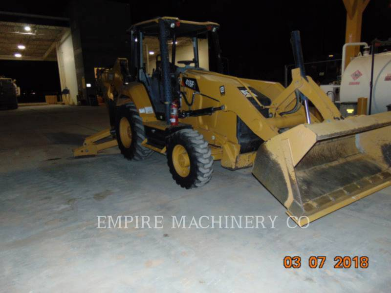 CATERPILLAR BACKHOE LOADERS 416F2 4EO equipment  photo 1