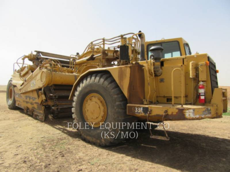 CATERPILLAR WHEEL TRACTOR SCRAPERS 633E equipment  photo 4