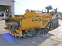 Equipment photo WEILER P385B PAVIMENTADORES DE ASFALTO 1