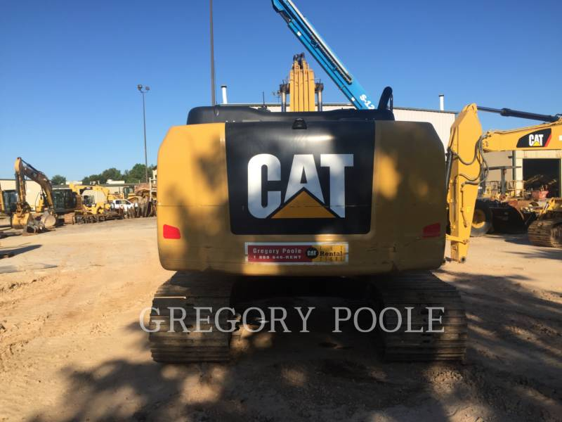 CATERPILLAR TRACK EXCAVATORS 320E L equipment  photo 12