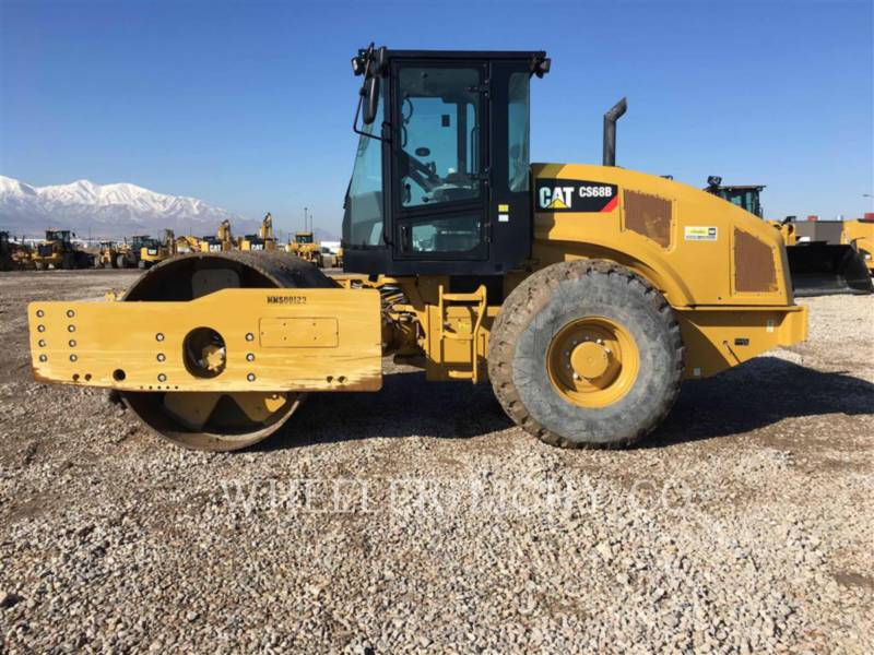 CATERPILLAR COMPACTADORES DE SUELOS CS68B equipment  photo 5