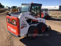 BOBCAT PALE COMPATTE SKID STEER S450 equipment  photo 4