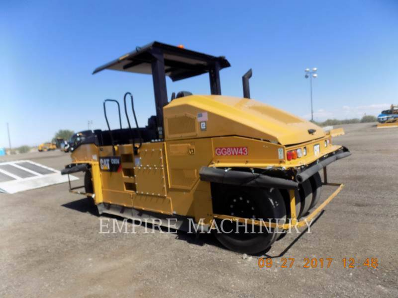 CATERPILLAR GUMMIRADWALZEN CW34 equipment  photo 3