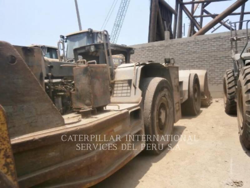 CATERPILLAR CARGADOR PARA MINERÍA SUBTERRÁNEA R1600G equipment  photo 4