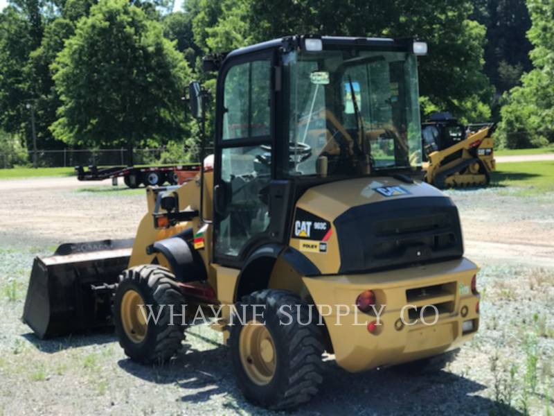 CATERPILLAR CARGADORES DE RUEDAS 903C equipment  photo 2