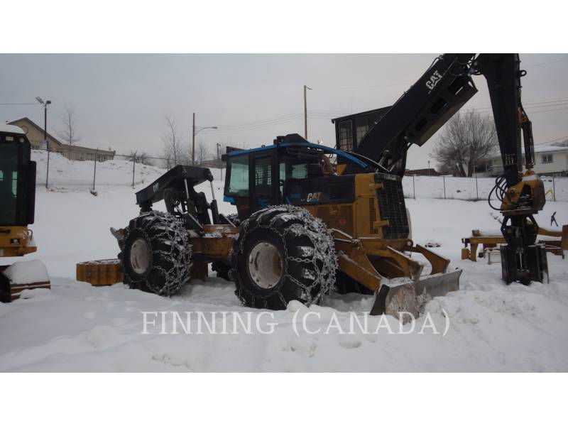 CATERPILLAR LEŚNICTWO - SKIDERY 545C equipment  photo 1