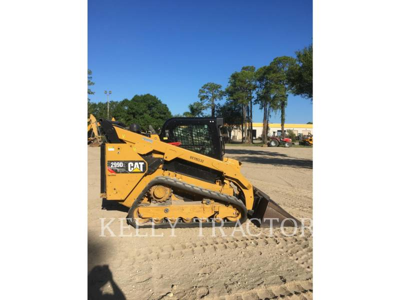 CATERPILLAR MULTI TERRAIN LOADERS 299D2XHP equipment  photo 8