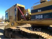 CATERPILLAR TRACK EXCAVATORS 345B MH equipment  photo 7