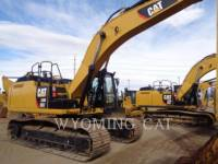 CATERPILLAR トラック油圧ショベル 336EL equipment  photo 1