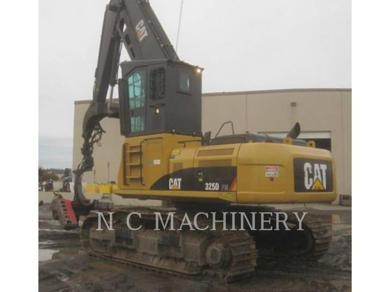 CATERPILLAR MASZYNA LEŚNA 325D FM equipment  photo 3