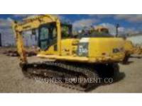 KOMATSU TRACK EXCAVATORS PC220LC-8 equipment  photo 3