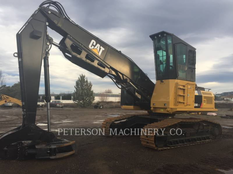 CATERPILLAR CARGADORES DE TRONCOS 324D-FM LL equipment  photo 1