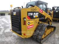 CATERPILLAR CHARGEURS COMPACTS RIGIDES 279DHF equipment  photo 1