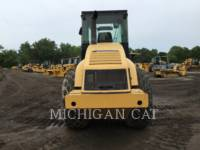CATERPILLAR VIBRATORY SINGLE DRUM SMOOTH CS-563E equipment  photo 7